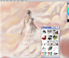 MyPaint screenshot